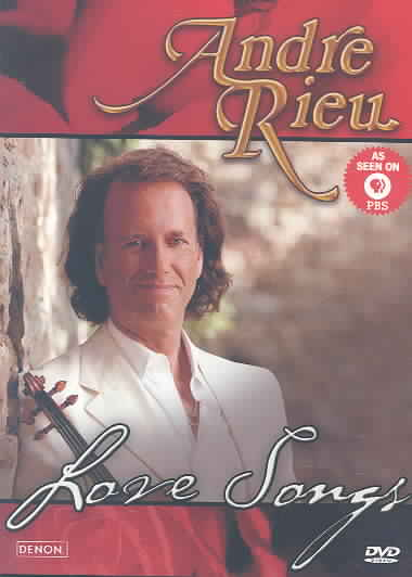 LOVE SONGS BY RIEU,ANDRE (DVD)